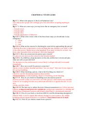 First Aid Study Guide Chapters 6-7.doc