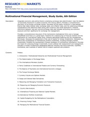 multinational_financial_management_study_guide