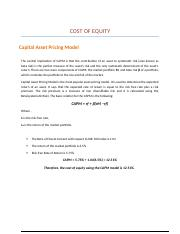 COST OF EQUITY.docx