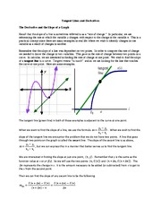lecture 6 on Calculus I