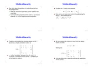 Lecture 12 slides(Multicollinearity)