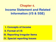 MGA301 Ch4-Lecture IS&SSE(1)