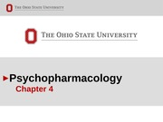 12+Psychopharmacology+Notes