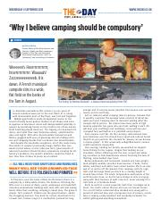1872 'Why I believe camping should be compulsory'