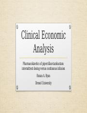 Clinical Economic Analysis.pptx