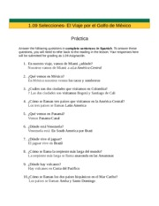 1 02 excursiones miami 1 02 excursiones - miami part i (6 points) choose one of the links from the first page of this lesson then answer the following questions in complete english sentences: a cuban food 1.