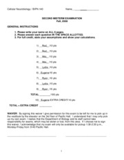 2008 2nd Midterm Exam