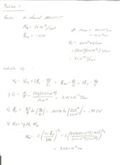 Exam 4 - Solutions