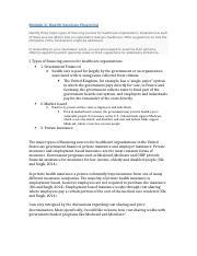 critical thinking module 2