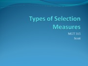 6.Types_of_Selection_Measures.A
