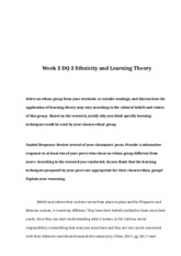 ABS-497-Week-2-DQ-2-Ethnicity-and-Learning-Theory