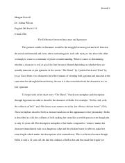 Third Essay (June 6)