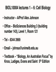 Biology An Australian Focus Pdf