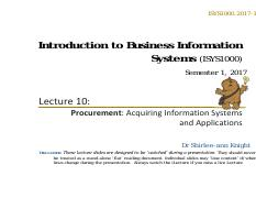 ISYS1000.2017-1.Lecture10-1pp