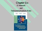 IS Networking and Telecommunication Risks