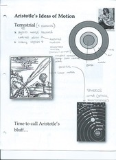 Aristotle's Ideas of Motion