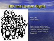 HIV and Human rights 2010