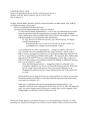 Urban Policy Study Guide 1