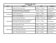 Training Time Table for May.pdf