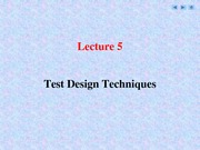 SE492_LECTURE NOTES_20112012_1__1_1_Lect 5 Soft_testing_Design