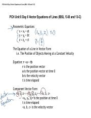 PCH Unit 8 Day 6 Vector Equations of Lines.pdf