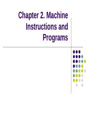 chapter 2- Machine Instructions and Programs-1-1.ppt