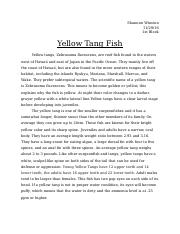 Marine Animal Research Project.docx