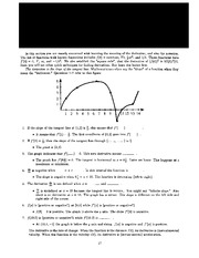 derivatives study guide