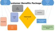 Vision works -customer benefits package