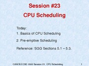 Session23_CPU-scheduling
