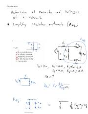 Circuit analysis Req and Node Analysis Lecture 3