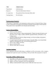 Performance Management W2 job descriptions.docx