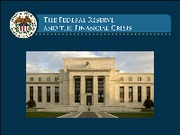 Mission of Federal Reserve