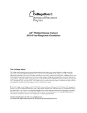 ap us history compare and contrast thesis Home essays ap world history compare ap world history compare and contrast essay: classical civilizations topics: han and the united states.