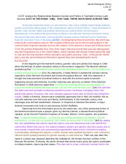 CCOT_ Latin America Gender and Politics.docx