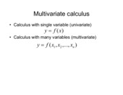 Econ 300_Summer 2009_Slides 6 - Multivariate Calculus[1]