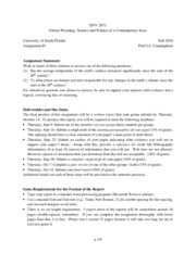 assignment_1_overview