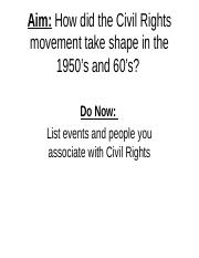 87 civil rights