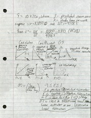 Math 2300- influential observations