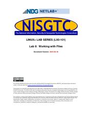 NDG_NISGTC_Linux_Plus_Series_LX0_101_Lab_9
