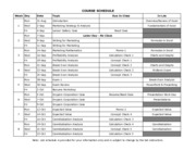 2015 Marketing Tools Schedule Sheet1