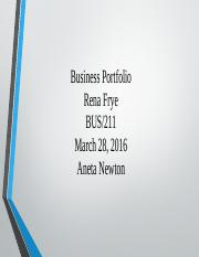 RenaFrye-BusinessPortfolio.pptx