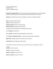 Anatomy and Physiology 1-Additional chapter 1 notes.docx