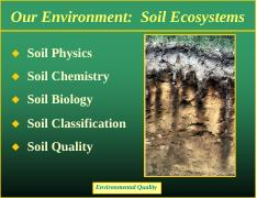 2014 Chapter 3 - Soil Science