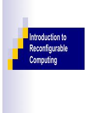 ADSD Lecture No 35 Reconfigurable Computing Dated 16 Jan 2017 Lecture Slides.pdf
