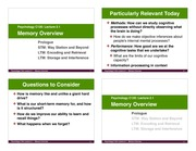 L2.1 - Memory Overview (Jul-20)