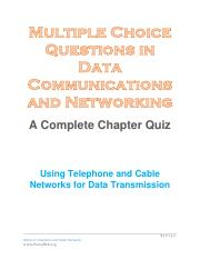 Using Telephone and Cable Networks for Data Transmission.pdf