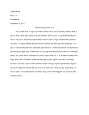 salvation by langston hughes 2 essay