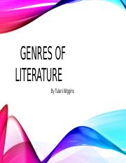 Genres of Literature.pptx