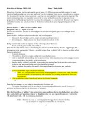 Exam 1 johnson study guide fall 2013.docx